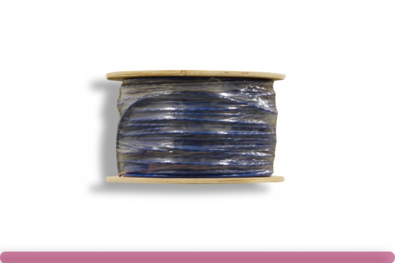 Cat. 6a UTP Solid Blue Ethernet Bulk Cable 750MHZ