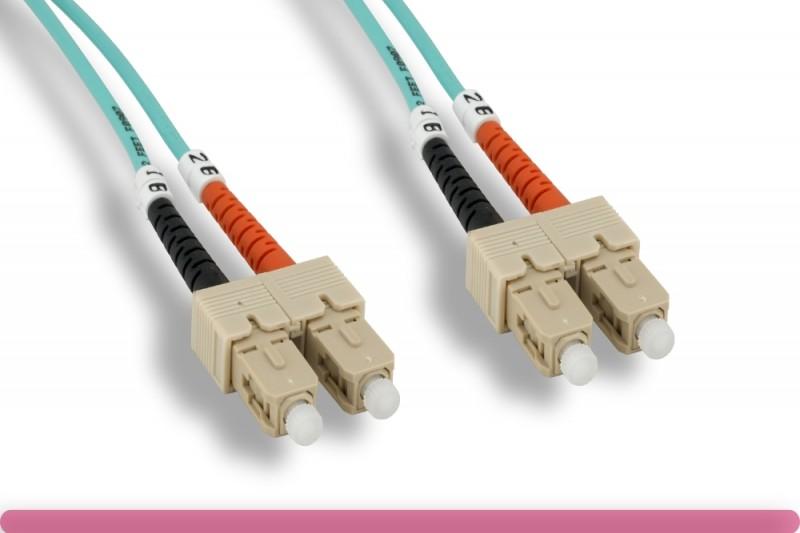3.0MM OM3 SC/SC 10G Multi-Mode Fiber Cable