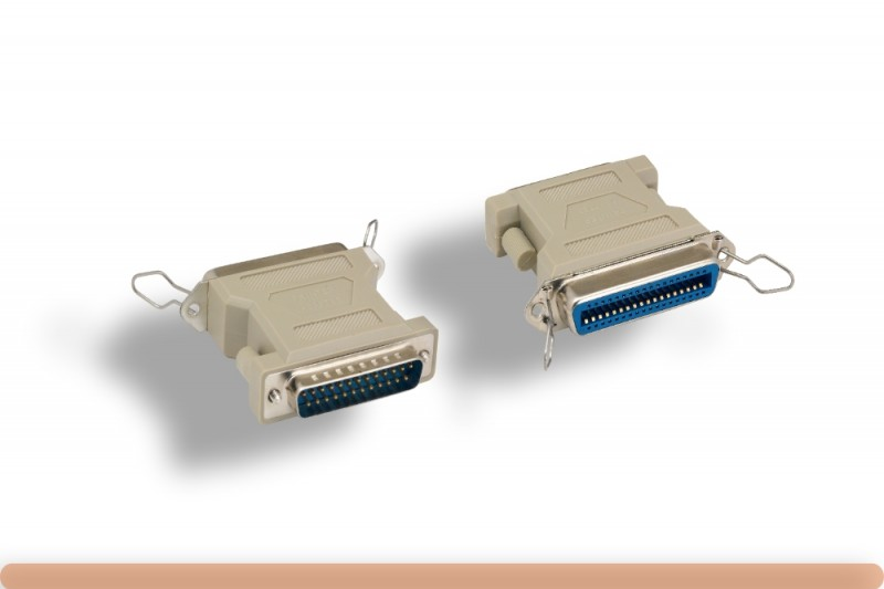 DB25 to CN36 Parallel Printer Adaptor