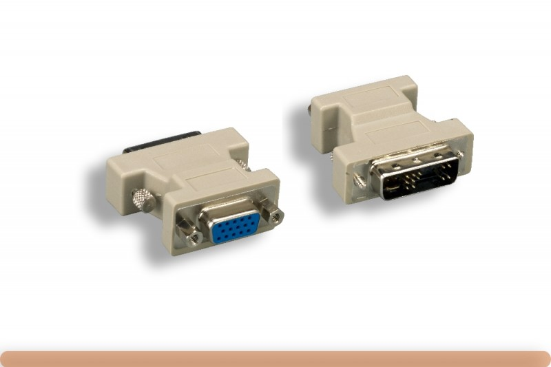 DVI-A M to VGA F Video Adapter