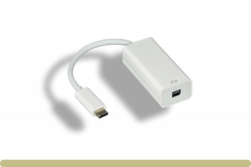 USB 3.1 Type C to Mini DisplayPort Adapter