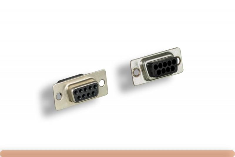 DB9F Crimp Type Connector