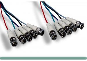 Premium 5 BNC Component Video Cable