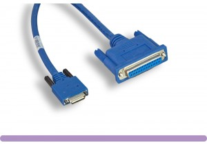 Cisco® Smart Serial 26-pin Male to DB25 Female Cable (CAB-SS-232FC)
