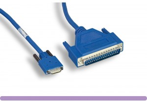 Cisco® Smart Serial 26-pin Male to DB37 Male Cable (CAB-SS-449MT)