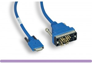 Cisco® Smart Serial 26-pin Male to V.35 Male Cable (CAB-SS-V35MT)