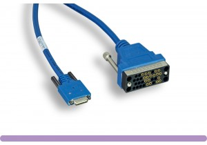 Cisco® Smart Serial 26-pin Male to V.35 Female Cable (CAB-SS-V35FC)