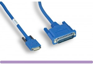 Cisco® Smart Serial 26-pin Male to DB25 Male Cable (CAB-SS-530MT)
