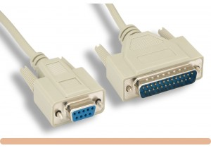 HP® Plotter / Laser Printer Cable