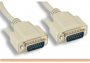 DB15 M / M Serial Cable