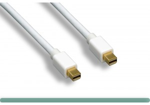 Mini DisplayPort to Mini DisplayPort Cable