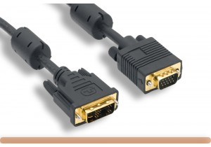 DVI-A to VGA Video Cable