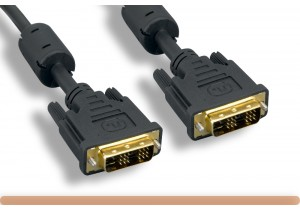 DVI-D M to DVI-D M Single Link Digital Video Cable