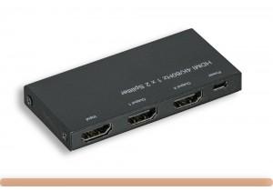 HDMI 1 x 2 Splitter 4K@60Hz