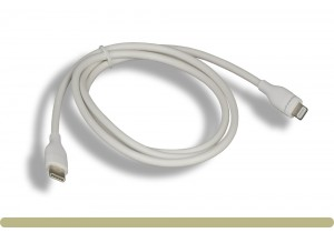 MFi Certified USB-C to Lightning Sync & Charging Cable