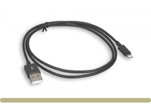 MFi Certified USB A to Lightning Sync & Charging Cable