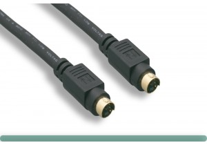 S-Video Male to Male Cable