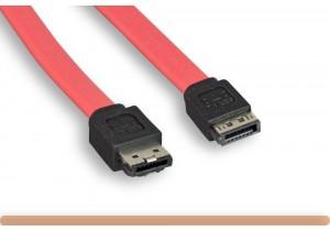 1M eSATA to SATA Cable