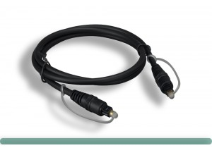 Molded Toslink M/M Digital Optical Audio Cable