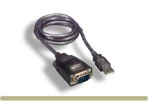 USB to DB9 Serial Adaptor Cable