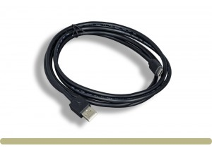 USB 2.0 Type A Male to Type C Male Cable