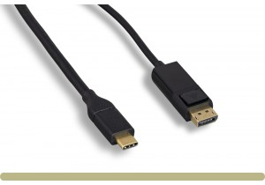 USB 3.1 Type C to DisplayPort Cable 4K@60HZ