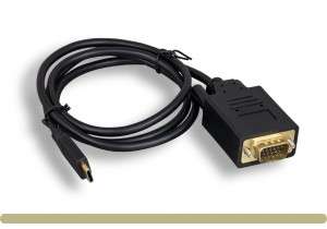 USB 3.1 Type C to VGA Cable