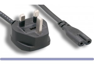 England (UK) Power Cord (C7)