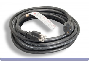 12 AWG Outdoor Power Extension Cable