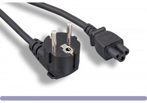 European Schuko Power Cord (C5)