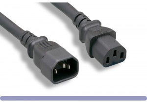 16 AWG AC Power Cord Extension
