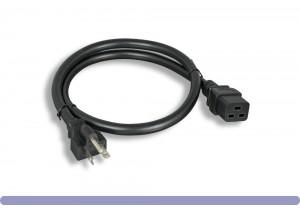 12 AWG AC Power Cord NEMA 6-20P to C19