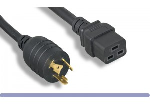 L5-20P / C19 High Voltage / High Current Power Cord