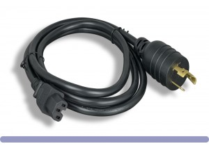 L6-20P / C15 High Voltage / High Current Power Cord