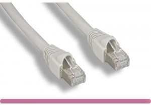 Gray Color Cat 6 STP Patch Cable
