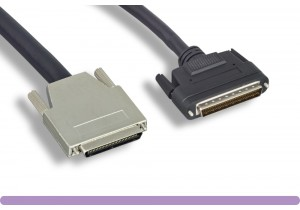 VHDCI 68 to HPDB68 SCSI Cable