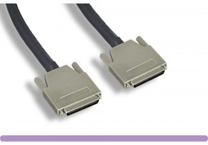 VHDCI 68-Pin M/M SCSI Cable