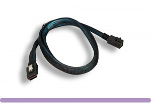 SFF8643 to SFF8087 Internal HD Mini SAS to Internal Mini SAS Cable