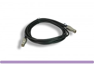 SFF8644 to SFF8644 External HD Mini SAS Cable