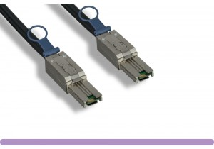 SFF8088 to SFF8088 External Mini SAS Cable