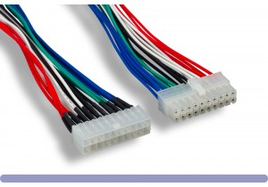 20-Pin M/F ATX Power Extension Cable