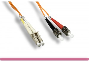 3.0MM LC/ST 65.2/125 OM1 Multimode Fiber Cable
