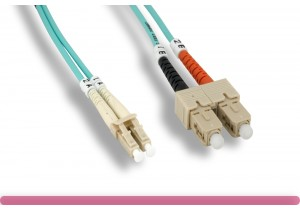 OM3 LC/SC 10G Multi-Mode Fiber Cable