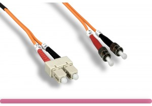OM2 SC/ST 50/125 Multi-Mode Fiber Cable