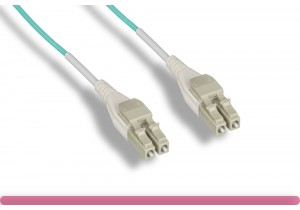 LC/LC Uniboot OM3 10G Multi-Mode Fiber Cable
