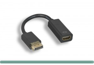 DisplayPort to HDMI Adaptor