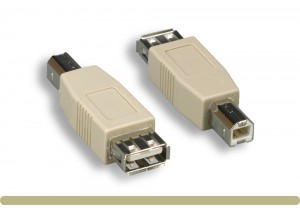 USB 2.0 Type AF to BM Adaptor