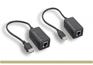 USB Extender Over Cat. 5