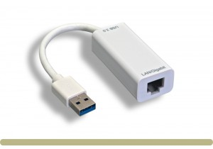 USB 3.0 to Gigabit Ethernet Converter