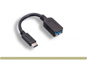 Type C to USB A Female Adapter (Gen 1)